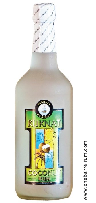 Kuknat Coconut Rum