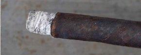 Close up of Vanilla Cigar