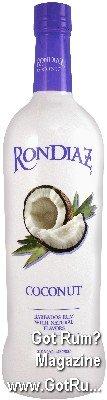 Rondiaz Coconut Barbados Rum