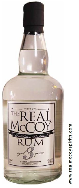 Real McCoy 3 Year Old Rum