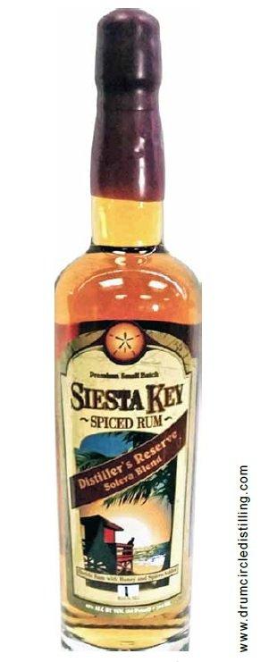 Siesta Key Spiced Rum Distiller's Reserve