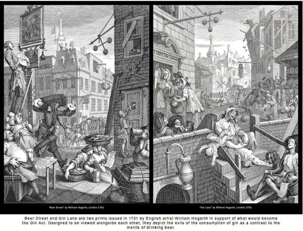 Rum and Wellness in XVIII Century Britain