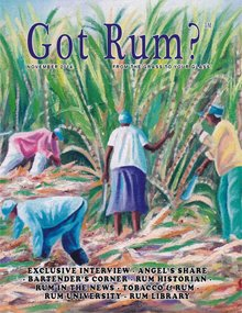 """Got Rum?"" November 2014 Thumb for Archives"