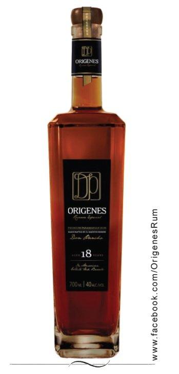 Origenes Reserva Especial 18 Years Old Rum
