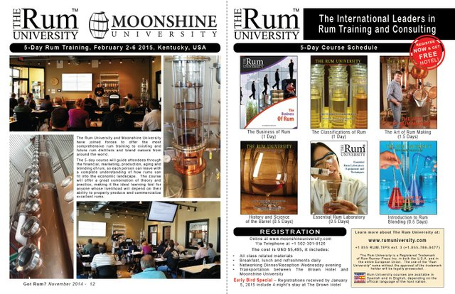 Day Rum Training Feb 2015