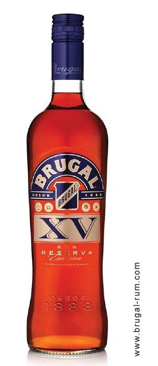 Brugal XV Ron Reserva Exclusiva