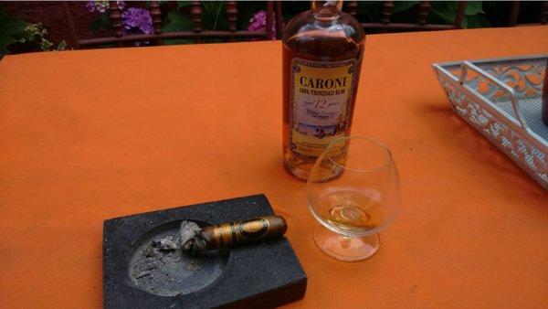December 2014 Tobacco & Rum