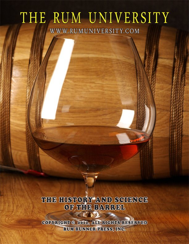 The History and Science of the Barrel - Printed Course Cover