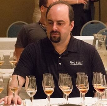 Paul Senft Rum Judging