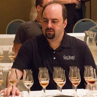 Paul Senft Rum Judging