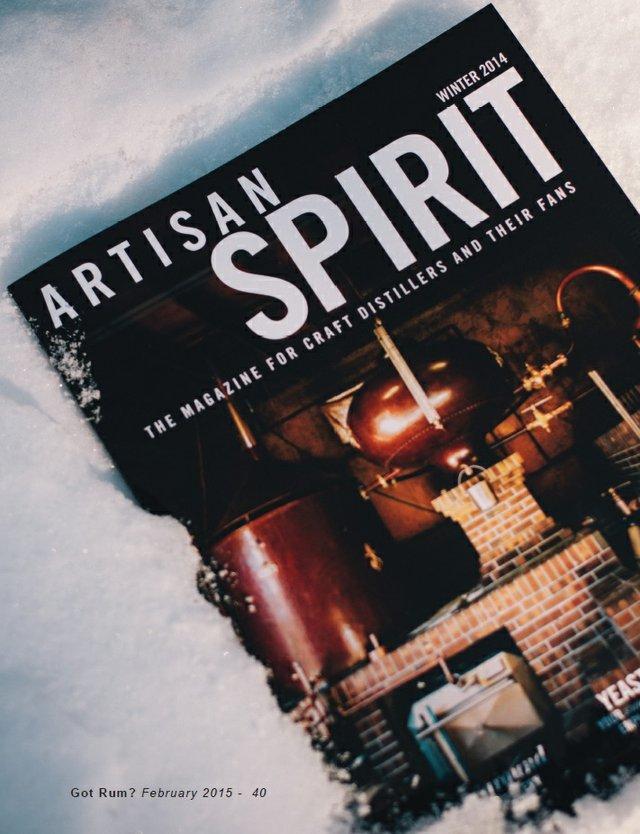 Artisan Spirit Magazine