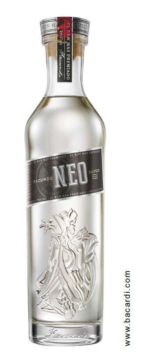 Facundo Neo Silver Rum