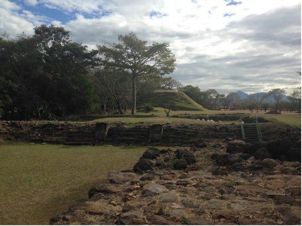 Archeological Site of Cihuatán