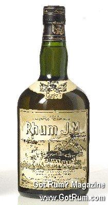 Rhum J.M. 1997