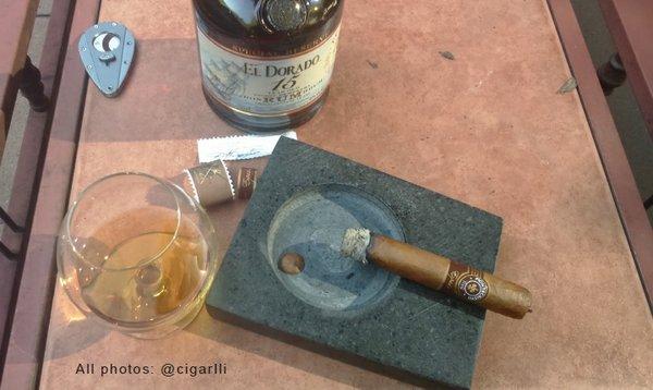 June 2015 Cigar & Rum Pairing