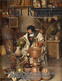 """Got Rum?"" July 2015 Thumb for Archives"