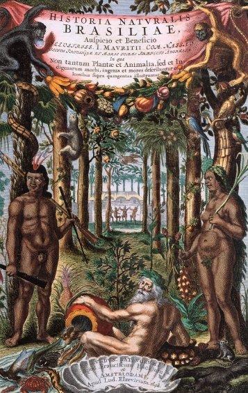 On the Quest Again: 2. Historia Naturalis Brasiliae