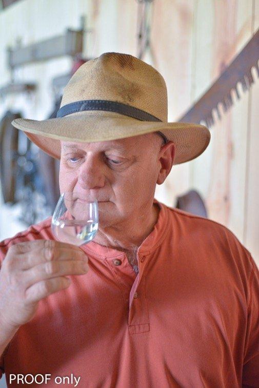 Tom Kliebert, Owner and Distiller