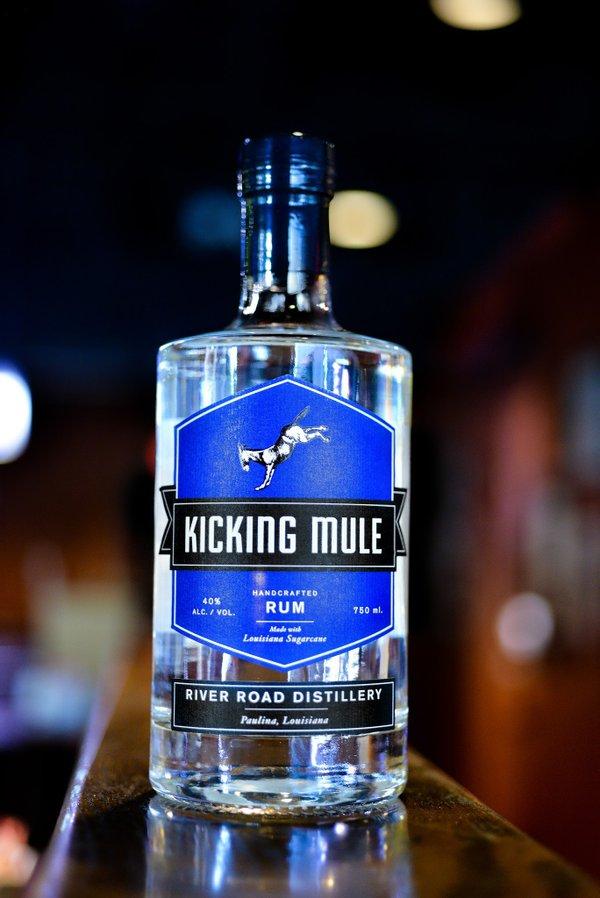 Kicking Mule White Rum