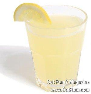 Deco's Ginger Lemonade